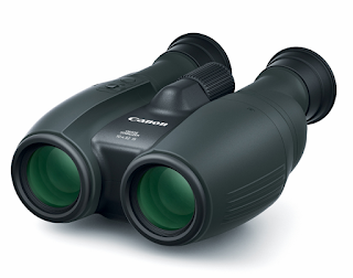 New Canon Binoculars with enhanced Image Stabilization