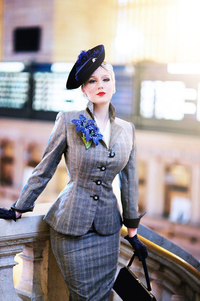3fc00d501f Rachel Ann Jensen ♥  Fall Suit