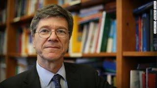 Jeffrey Sachs is a university professor and director of the Center for Sustainable Development at Columbia University (Credit: cnn.com) Click to Enlarge.