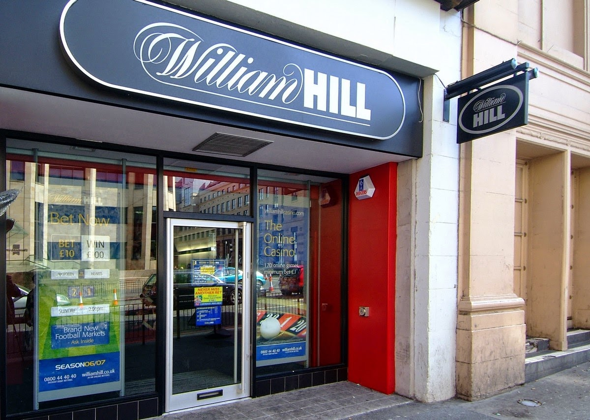 William Hill Stone Bookmakers