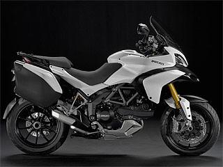 2010 Ducati Multistrada 1200 Motorcycle Desktop Wallpaper