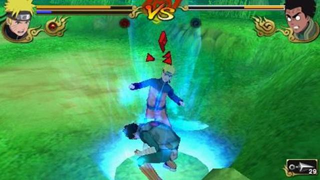 Download Naruto Legends Akatsuki Rising PC Gameplay