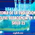 La teoría de la evolución y su proclive decadencia en pleno siglo 21