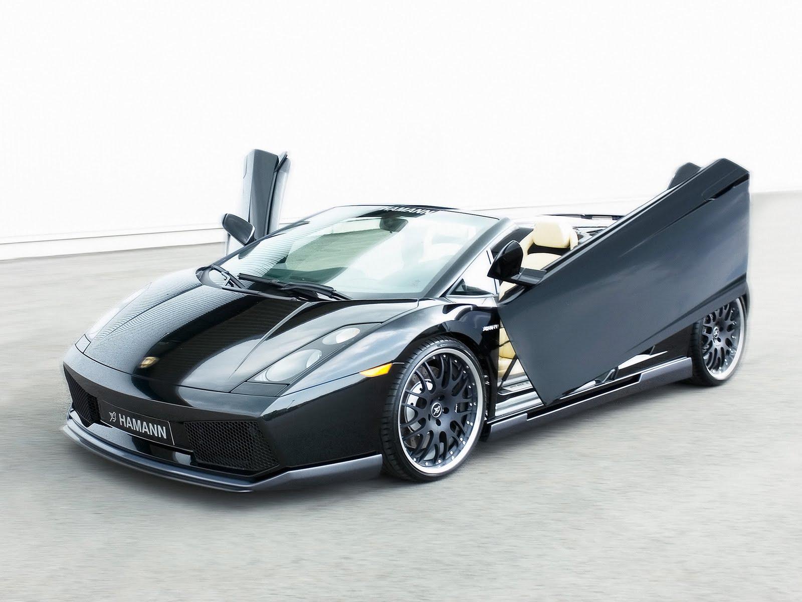 Cool Cars: Lamborghini Gallardo Spyder