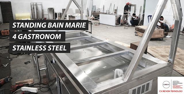 Jual Bain Marie Stainless Steel Murah