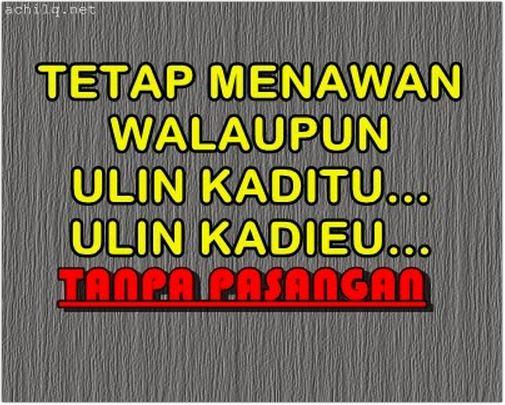 foto profil facebook kata kata lucu bahasa sunda