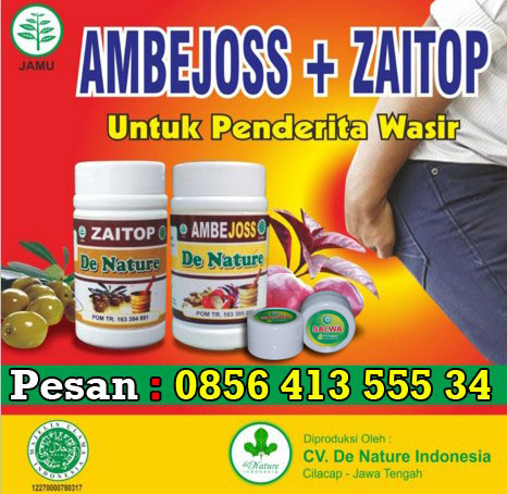 Ramuan Herbal Untuk Penyakit Wasir Tanpa Operasi