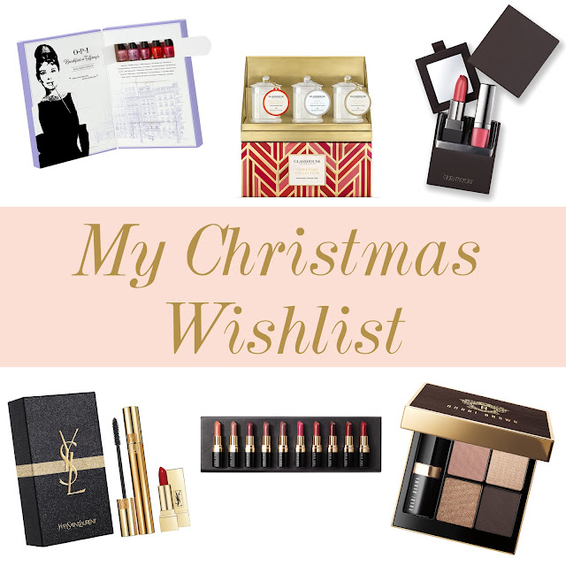 christmas beauty wishlist gifts gift guide 2016