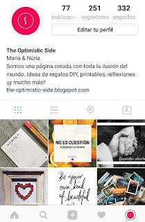 instagram.com/theoptimisticside