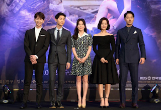Pemain Descendants of the Sun