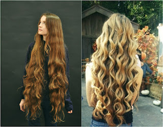 Hairstyles long hair Prom