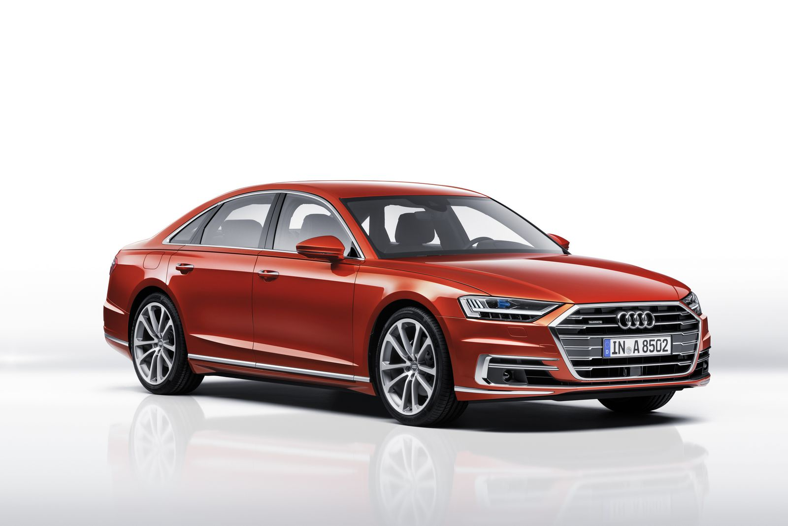 Vwvortex Com All New 2018 Audi A8 Officially Revealed The