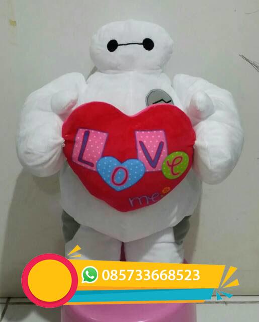Boneka karakter Big Hero 6 ini adalah best seller kami. sekarang hadir  dengan Love 49e2155679