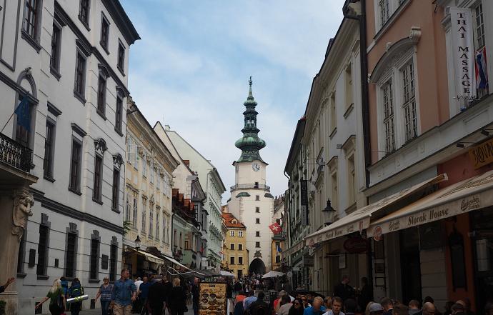St Michael's Gate Bratislava