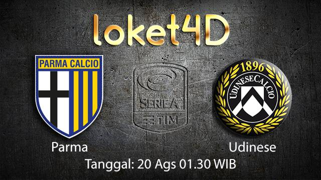 Prediksi Bola Jitu Parma vs Udinese ( Italian Serie A )
