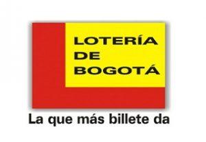 Lotería de Bogotá sorteo 2475 del 17 de Enero de 2019