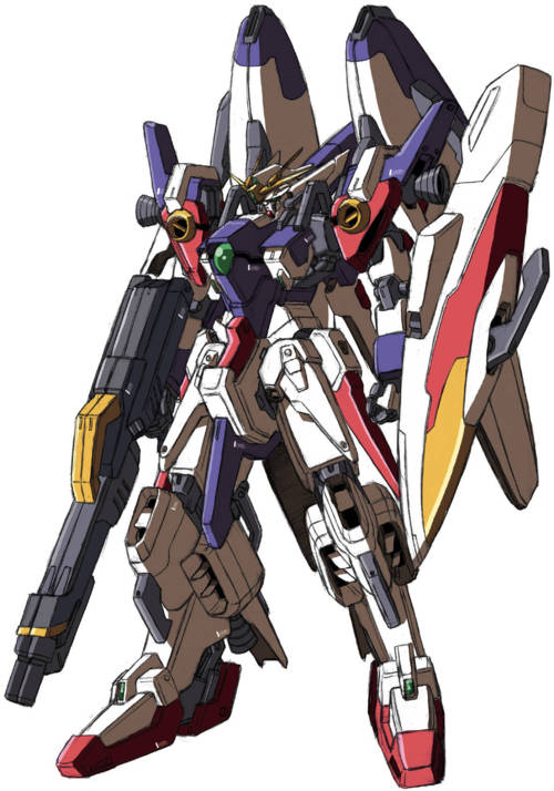 Wing Gundam Mecha Fanart Designs Kits Collection
