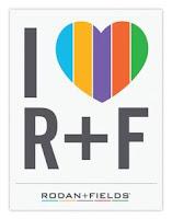 Rodan + Fields, Redefine, Reverse, Soothe, Unblemish; Love the Skin You're In, Julie Little