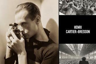 Expo : Rétrospective Henri Cartier-Bresson - Centre Pompidou - Jusqu'au 9 juin 2014