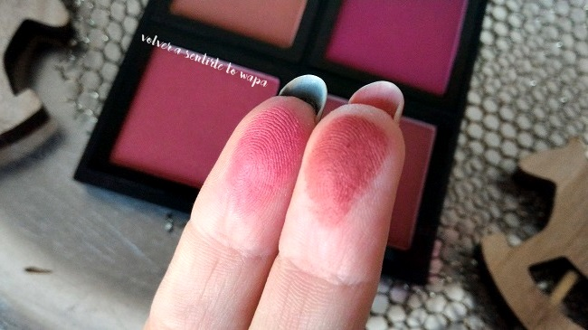 Paleta de coloretes de elf en tonos oscuros - Dark Blush Palette - Swatches