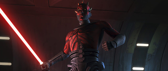 Star Wars: The Clone Wars Season Five Red Carpet Premiere at Star Wars Celebration VI - More Thrills and Maul in HD 1