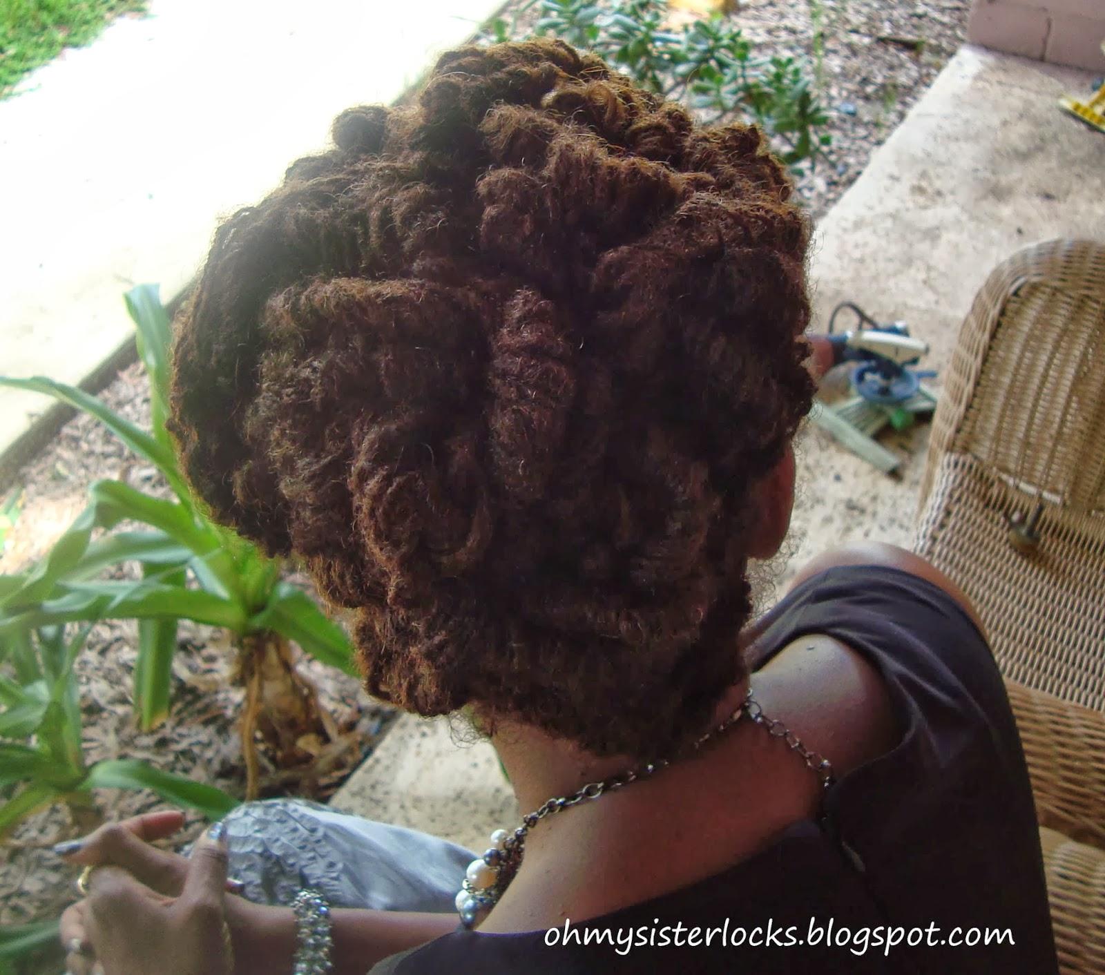 Fantastic Oh My Sisterlocks Short Hairstyles Gunalazisus