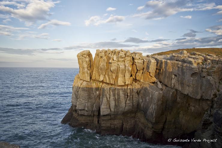 Atardecer Ruta Playa del Bocal - Cantabria por El Guisante Verde Project