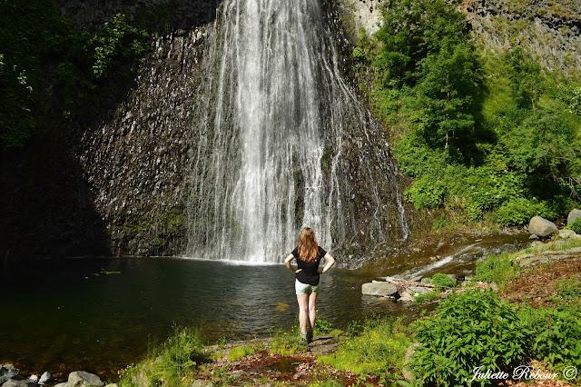 Cascade Ray-Pic en Ardèche