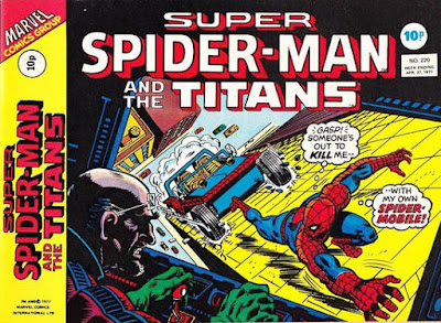 Super Spider-Man and the Titans #220