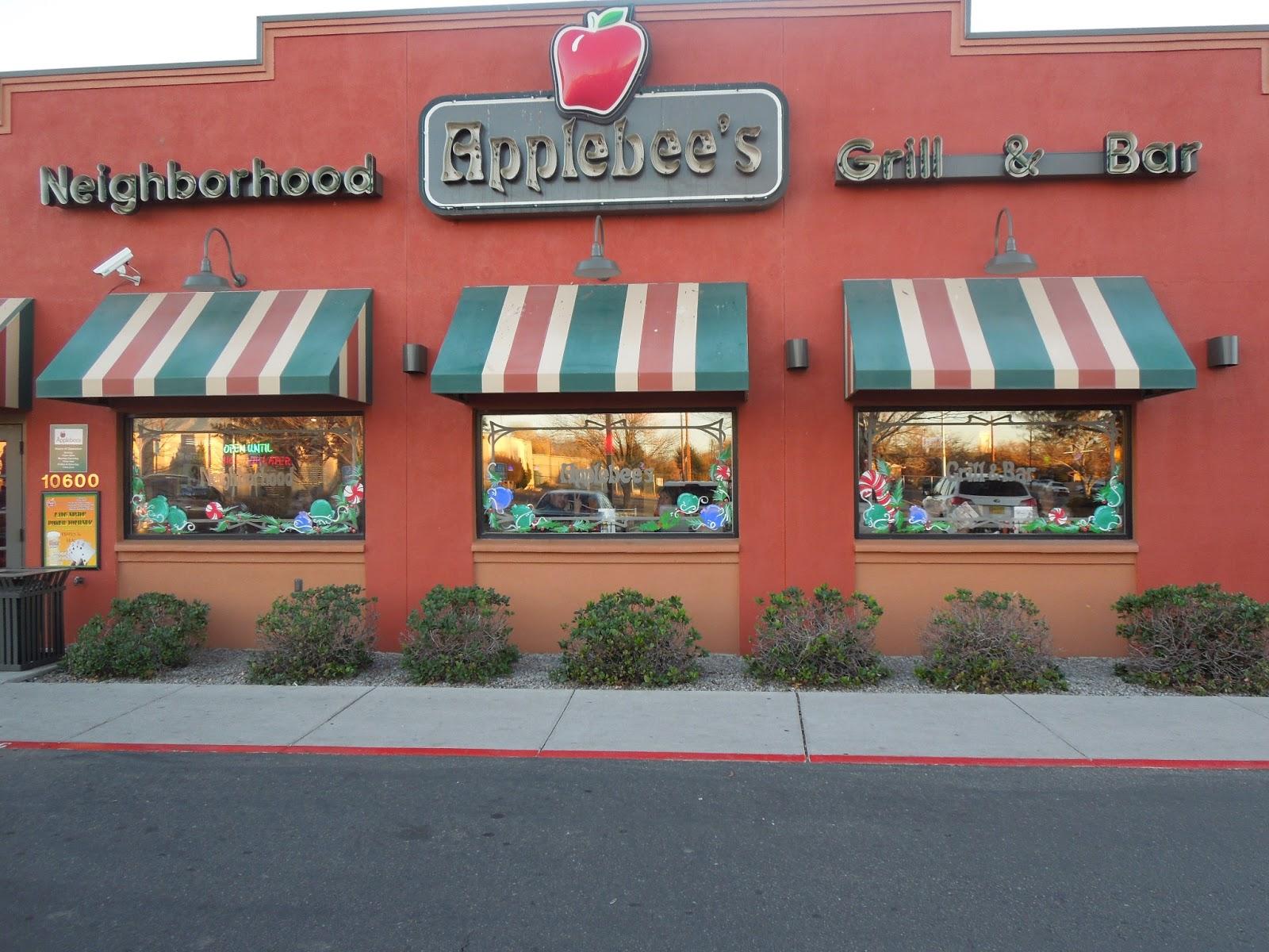 Holidays at Applebee's 2012