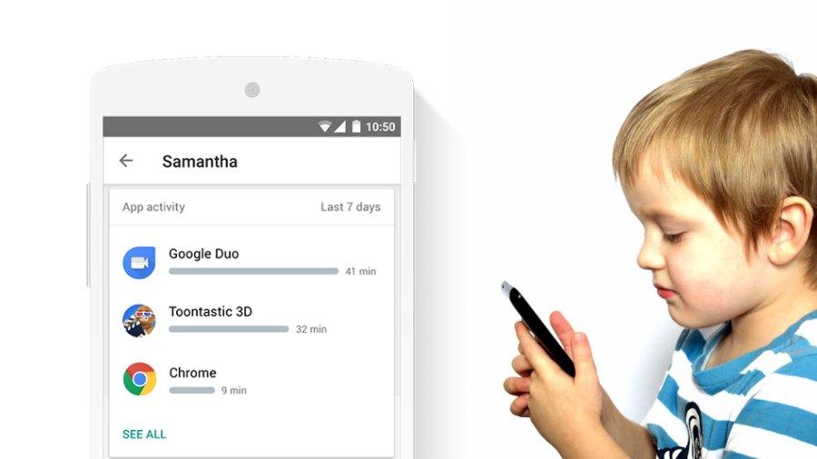 anak jauh lebih mengenal perangkat gadget dibandingkan permainan Aplikasi Pantau Penggunaan Gadget / Smartphone Pada Anak