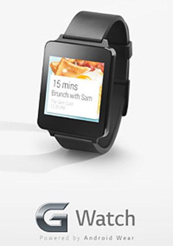 LG Akan Rilis LG G Watch di Juli 2014!