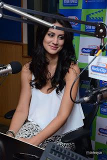Larissa Bonesi Stills at Radio City