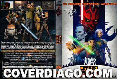Star wars rebels season 3 - Star wars rebels temporada 3