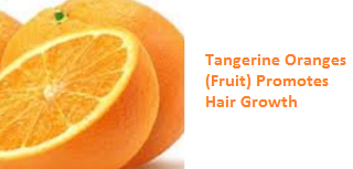 Tangerine Oranges (Fruit) -  Promotes Hair Growth