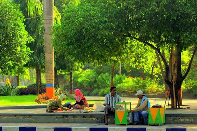 Alun-alun Bojonegoro - Bojonegoro Kota_Photo by Adhi Adha Swara