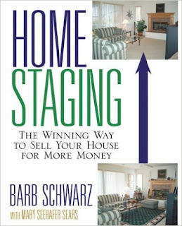 home staging libro in inglese immagine