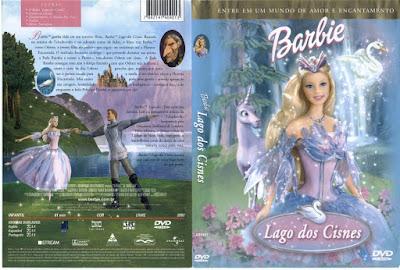 Barbie O Lago dos Cisnes