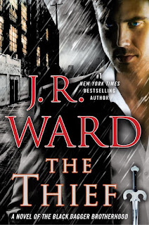 Book Review: The Thief (Black Dagger Brotherhood #16) by J. R. Ward