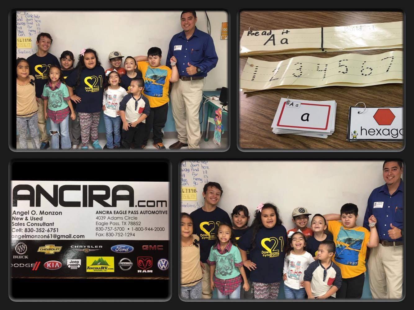 Ancira Eagle Pass >> Eagle Pass Isd Ivision Graves Life Skills Thanks Ancira