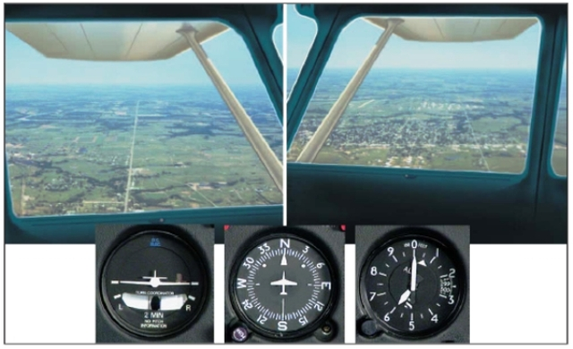 Airplane Straight-and-Level Flight | Pilot Online
