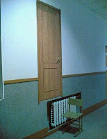 Kurios gebaute Tür Funny pics