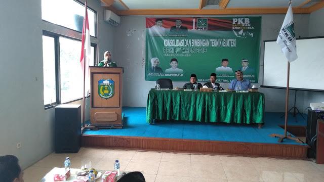 Konsolidasi dan Bimtek DPC PKB Kabupaten Tebo Berjalan Lancar