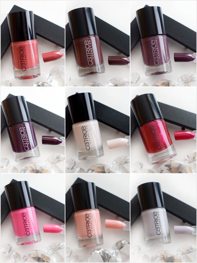 catrice Sortimentsupdate Herbst Winter 2016 Ultimate Nail Lacquers