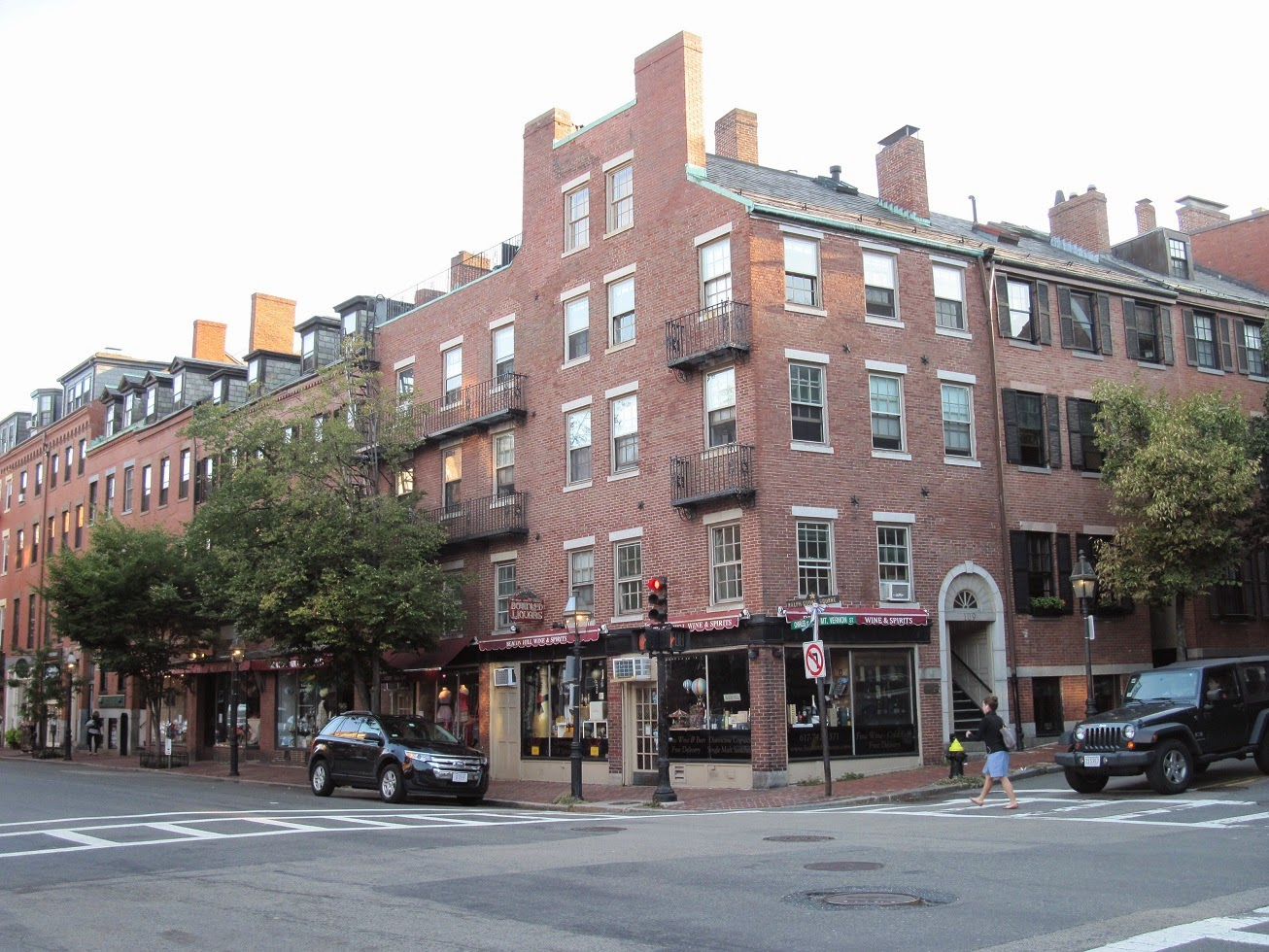 California Pizza Kitchen Galleria Boston