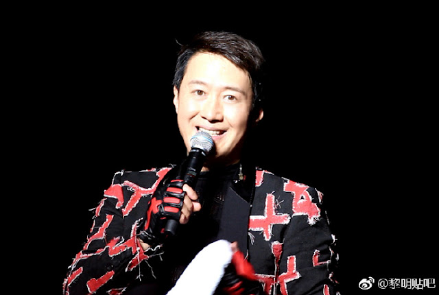 Leon Lai father at age 51
