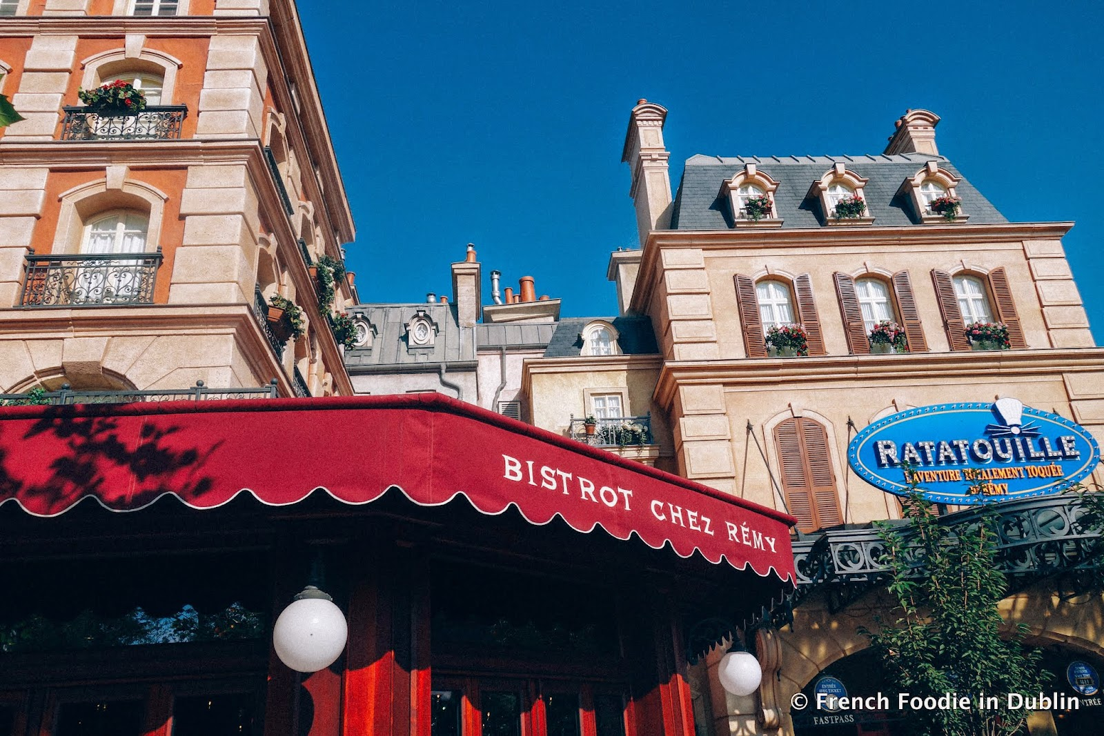 the best attraction in disneyland paris ratatouille french foodie in dublin food blog. Black Bedroom Furniture Sets. Home Design Ideas