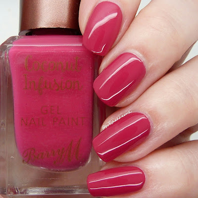 Barry M Coconut Infusion Popsicle