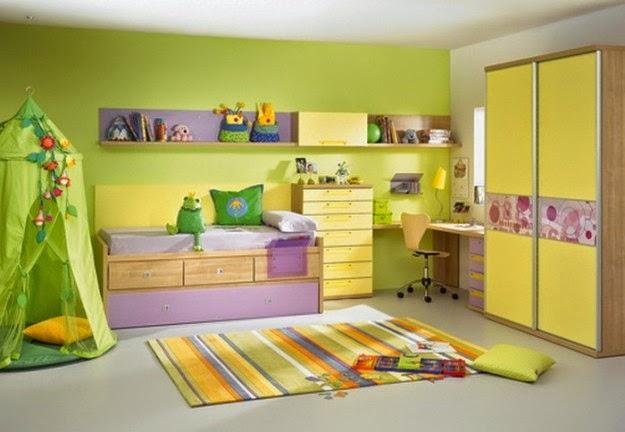 paredes cuartos infantiles
