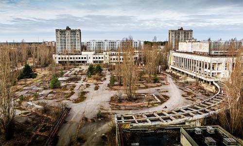 Accidente nuclear de Chernóbil